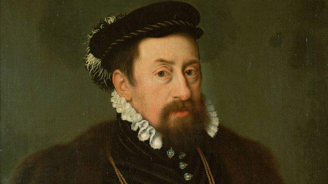 Římský císař a česká král Maxmilián II.