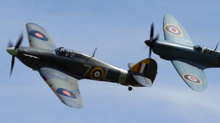 Po stopách našich letců RAF. Jak dnes vypadají místa spojená s čs. perutěmi v Británii