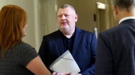 Kauza dopravního podniku: Soud zprostil obžaloby Rittiga i další obviněné
