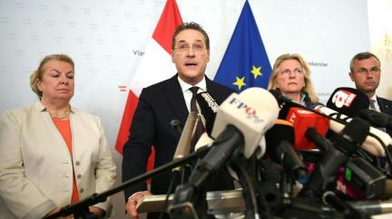 Komentář: Žádný Strach a žádné Štráchy: Rakouská koalice končí a jde se znovu volit