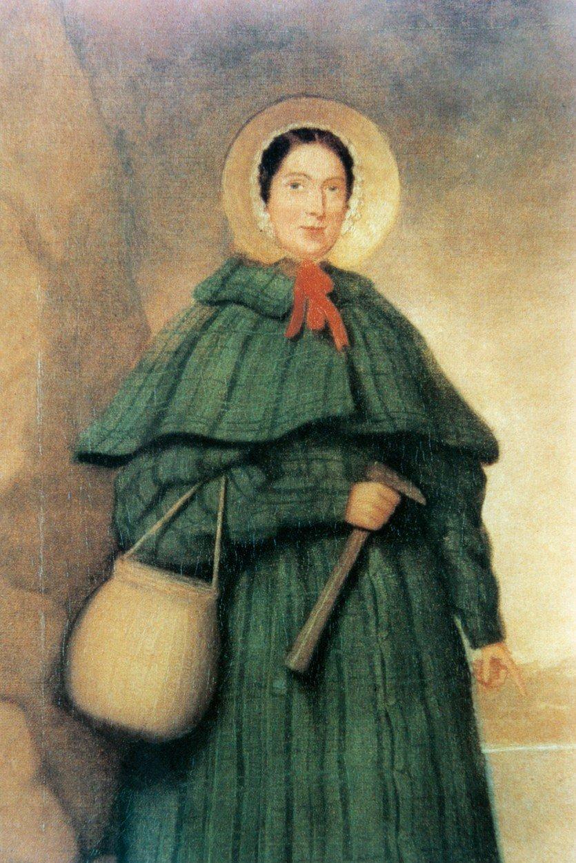 Mary Anningová