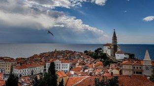 Slovinské Benátky: Město Piran