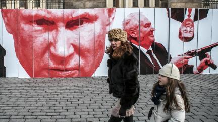 Komentář: Všichni Putinovi muži (Miloš Zeman a ti druzí)