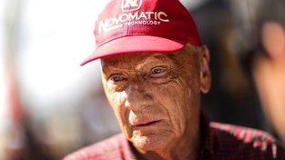 Niki Lauda v roce 2017