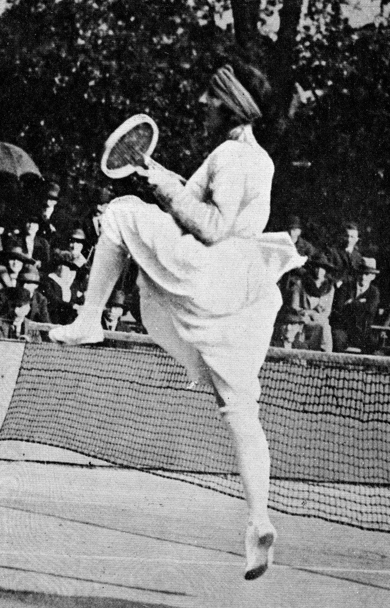 Suzanne Lenglenová