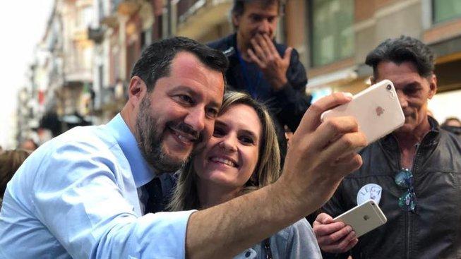 Také Salviniho Liga má vazby na lobbistické skupiny