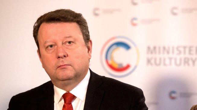 Antonín Staněk se dnes sešel s prezidentem