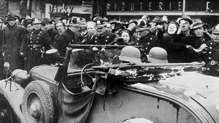 Patnáctý březen 1939 v ulicích Prahy