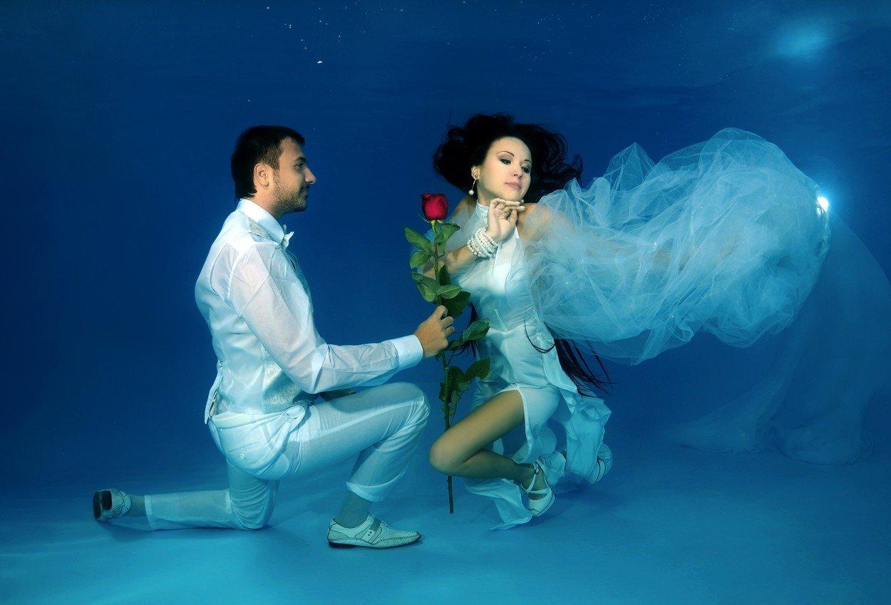 Podvodní svatby