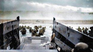 6. června 1944, pláž Omaha