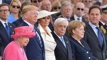 Veteráni a světoví politici si připomněli operaci Overlord