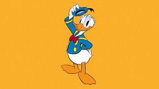 Kačer Donald slaví 85. narozeniny