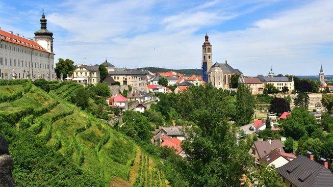 Kutná Hora patří ke skvostům České republiky