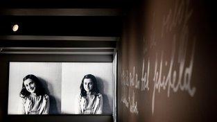 V domě, kde se Anne a dalších sedm lidí za války ukrývalo, je nyní muzeum