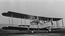 První transatlantický let bez mezipřistání