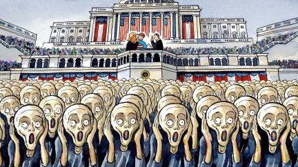 Komentář: Vzteklý dav si vykřičel konec politických karikatur
