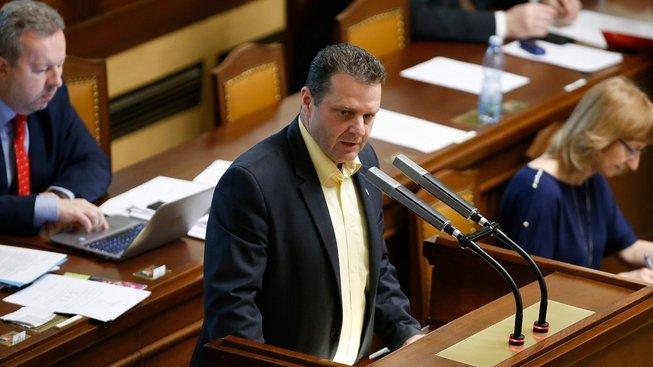 Proti novele se vedle Radka Kotena (SPD) vyjádřil i Zdeněk Ondráček