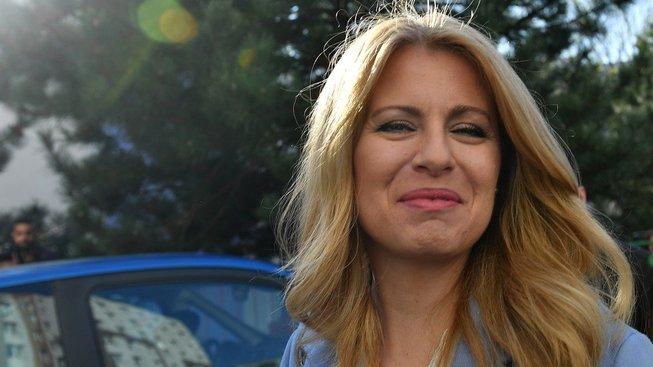 Zuzana Čaputová, prezidentka z jiné planety
