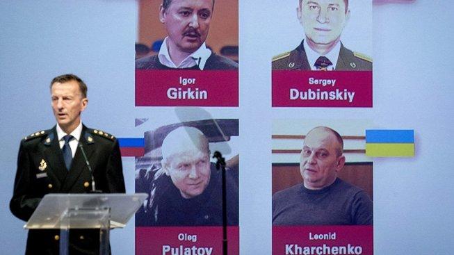Souzeni budou tři Rusové a jeden Ukrajinec