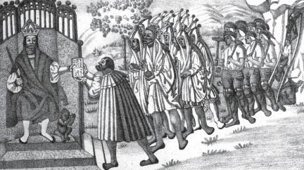 Stříbrný král Václav II., který získal Českému království prestiž