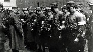 Oddíl SA v roce 1933