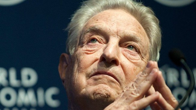 Kdy už toho Babiše svrhnou a kolik mě to bude stát? přemítá George Soros