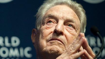Komentář: Soros, proč se do Babiše söröš?