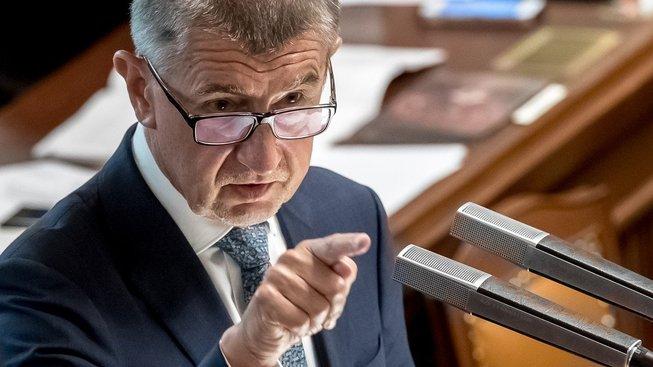 Vláda Andreje Babiše ustála pokus o vyslovení nedůvěry