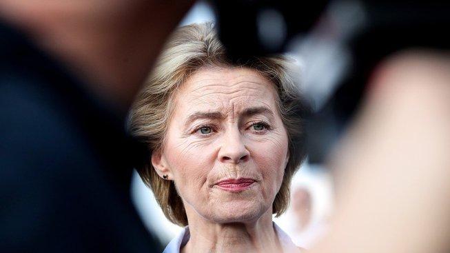 Ursula von der Leyenová je německou ministryní obrany