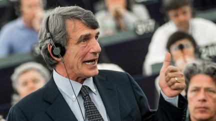 Šéfem europarlamentu je Sassoli, Česko má dva místopředsedy
