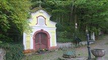 Sázava svatého Prokopa se studánkou, jejíž voda se umí měnit ve víno