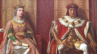 Isabela Kastilská a Ferdinand II. Aragonský