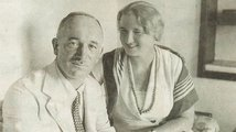 Edvard_Benes_with_his_wife_in_1934