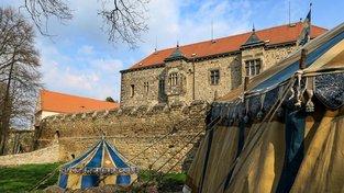 Do současné podoby přivedli Budyni Herbersteinové, poslední šlechtičtí majitelé