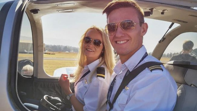 Středoškoláci sestrojili letadlo a uletěli s ním 12 tisíc kilometrů
