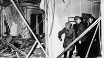 Výbuch měl Hitlera roztrhat, plán však zhatily náhody