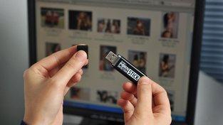 Detekční USB Flash disk, který najde porno v kompu