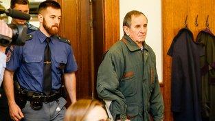Jaromír Balda u soudu