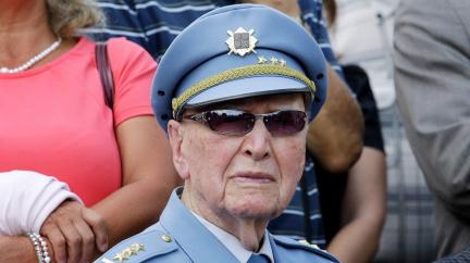 Zemřel válečný veterán Alois Dubec