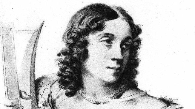 Marceline Desbordes-Valmoreová