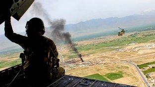 Incidenty se staly na základně Šindánd v provincii Herát