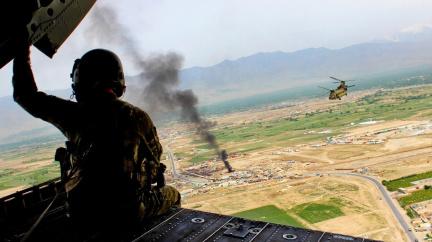Vojenská policie obvinila čtyři lidi kvůli smrti afghánského vojáka