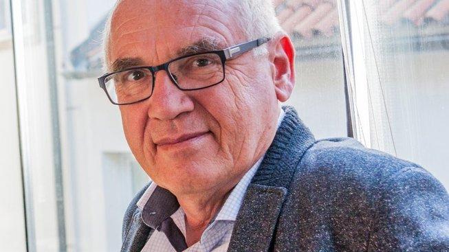 Lékař Pavel Vepřek, člen představenstva Nemocnice Plzeňského kraje a někdejší poradce ministra zdravotnictví.