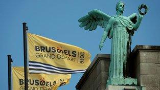 Tour de France startovala letos v Bruselu