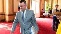 Staněk odchází, ministerstvo kultury dočasně povede náměstek Schreier