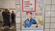 Zacloumají nepříliš významné volby politickou situací v Rusku?