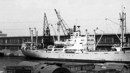 Zkáza československé lodi Pionýr: Námořníci na palubě živořili několik týdnů
