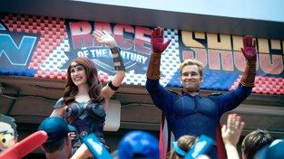 V The Boys jsou superhrdinové na první pohled dokonalí a milovaní, ale...