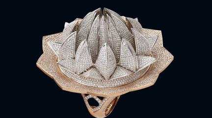 Diamantový skvost trhl rekord. Co ho inspirovalo?