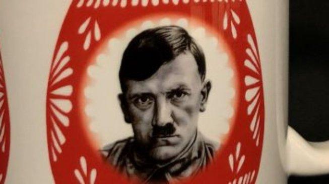 Hrnek s Hitlerem